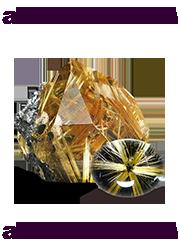 Рутиловый кварц (волосатик)
