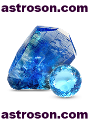 Сапфировый кварц
