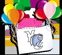 Поздравления Рыбы