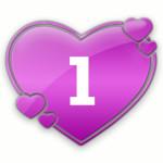 число любви 1