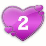 число любви 2