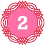 число силы рождения 2