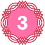 число силы рождения 3