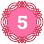 число силы рождения 5