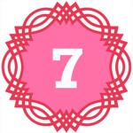 число силы рождения 7