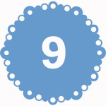 число внешнег облика 9