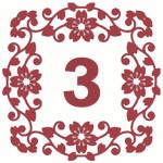 число вызова 3