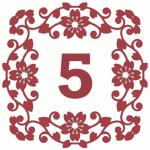 число вызова 5