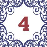 число жизненного этапа 4