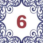 число жизненного этапа 6