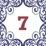 число жизненного этапа 7