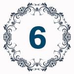 персональное дневное число 6
