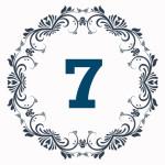 персональное дневное число 7