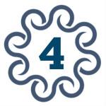 персональное месячное число 4