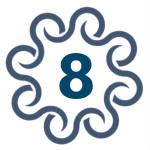 персональное месячное число 8