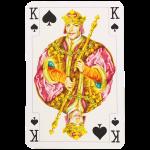 король пик вини