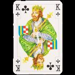 король треф