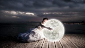 Сон в лунный день