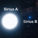 Сириус двойная звезда