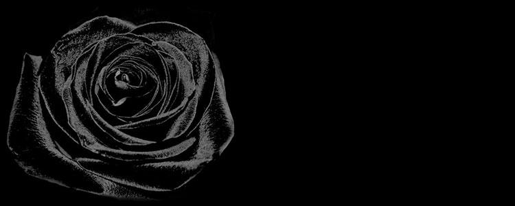 Чёрный цвет символ