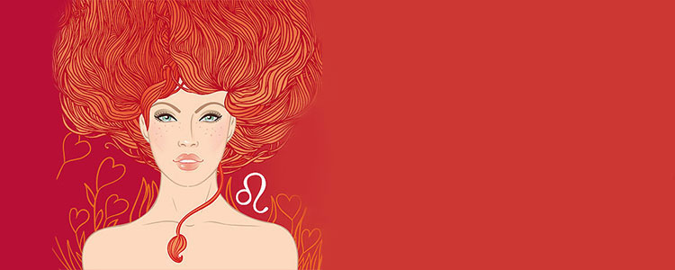 Женщина - знак зодиака Лев