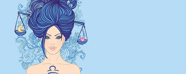 Женщина - знак зодиака Весы