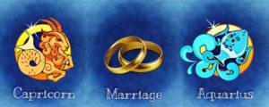 Свадьбы водолея