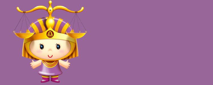 Ребенок - знак зодиака Весы