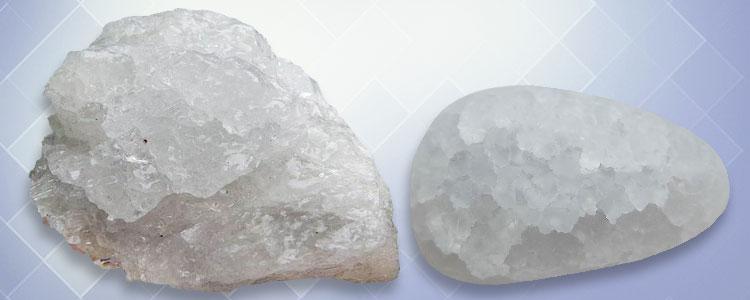 Сахарный кварц