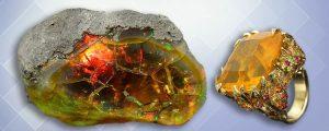 Огненный опал камень свойства знак зодиака