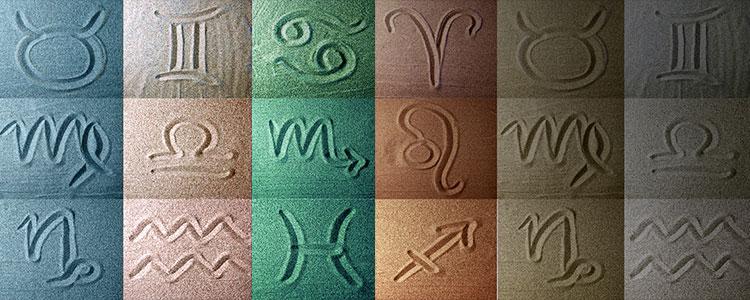 Куспид знаков зодиака