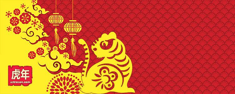 Восточный гороскоп год Тигра