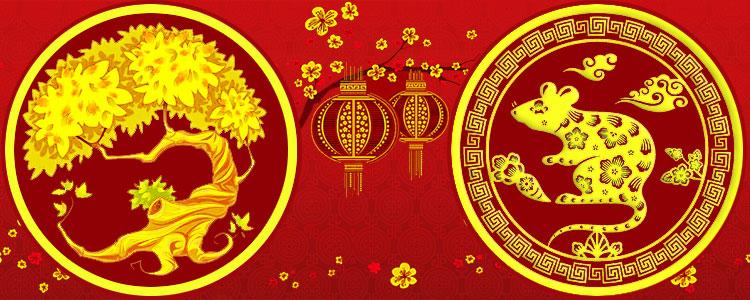 Восточный гороскоп Зеленая Деревянная Крыса