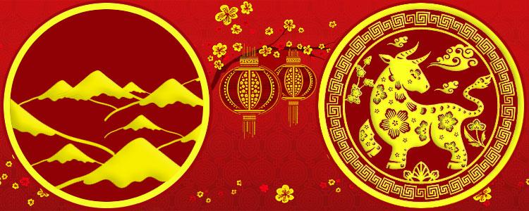 Восточный гороскоп Желтый Земляной Бык