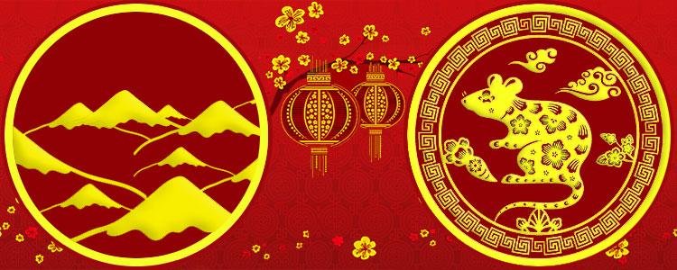 Восточный гороскоп Желтая Земляная Крыса