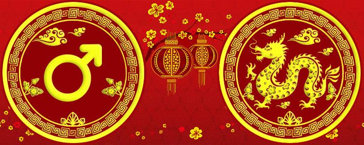 Мужчина Дракон - Китайский гороскоп