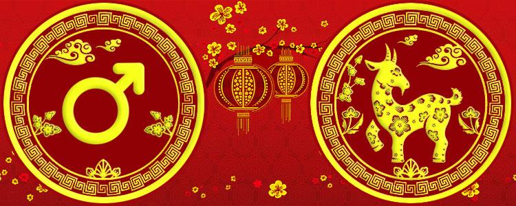Мужчина Коза - Китайский гороскоп