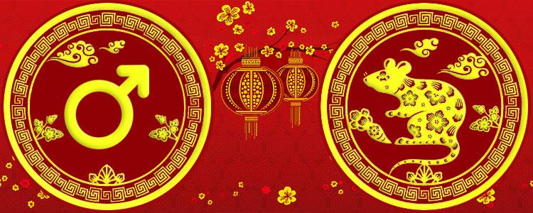Мужчина Крыса - Китайский гороскоп
