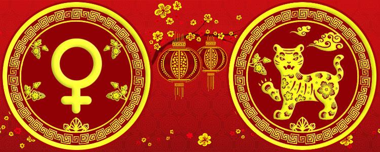 Женщина Тигр - Китайский гороскоп