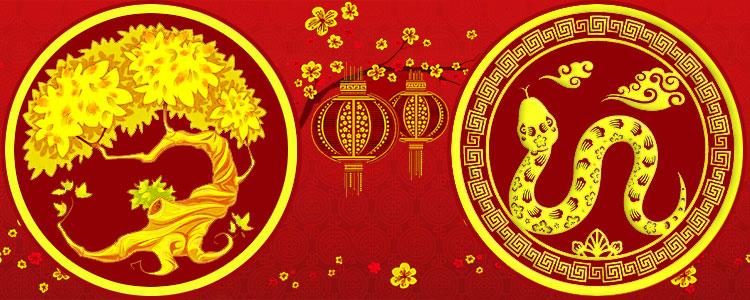Восточный гороскоп Зеленая Деревянная Змея