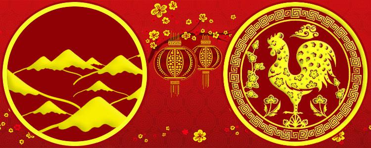Восточный гороскоп Желтый Земляной Петух