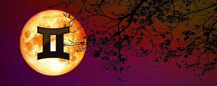 Луна в Близнецах