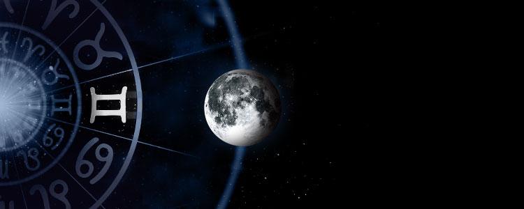 Транзитная Луна в Близнецах