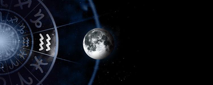 Транзитная Луна в Водолее